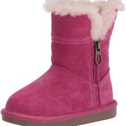 Koolaburra by UGG Kids' Aribel Short Fashion Boot | Amazon (US)