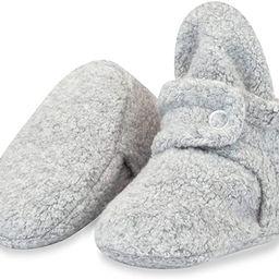 Zutano Cozie Fleece Baby Booties, Unisex, For Newborns and Infants | Amazon (US)