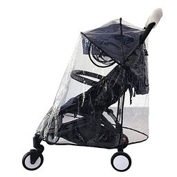 Universal Baby Pushchair Rain Cover Waterproof Umbrella Pram Wind Dust Shield Cover for Strollers... | Amazon (US)