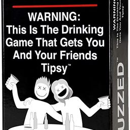 Buzzed - The Hilarious Drinking Game That Will Get You & Your Friends Tipsy   Amazon (US)