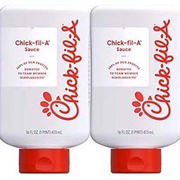 Chick-fil-A Sauce 16 oz. - 2 Pack Bundle   Amazon (US)