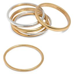 Delicate Stacking Ring Set   Nordstrom