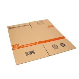 The Home Depot 20 in. L x 20 in. W x 20 in. D Heavy-Duty Moving Box (10-Pack)   The Home Depot