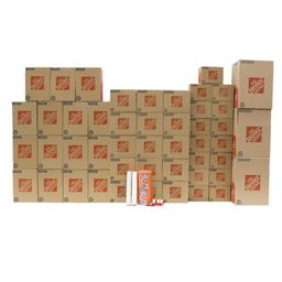The Home Depot 48-Box Large Moving Box Kit   The Home Depot
