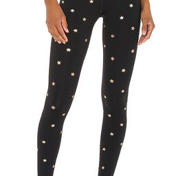 Spiritual Gangster Essential High Waist Legging in Black. - size XS (also in S, M, L)   Revolve Clothing (Global)