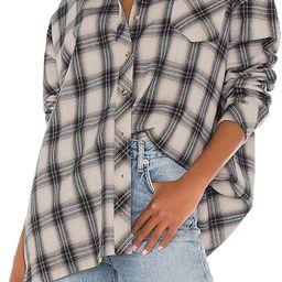 JLCNCUE Women's Classic Long Sleeve Shirt Street Fashion Flannel Plaid Shirt Oversized Tops Blous...   Amazon (US)