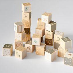 PBK Neutral Blocks   Pottery Barn Kids