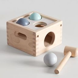 Plan Toys x pbk Punch Drop   Pottery Barn Kids