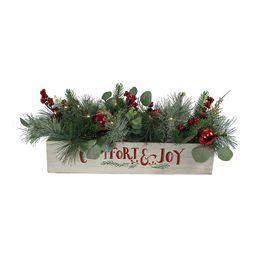 St. Nicholas Square® Comfort & Joy LED Artificial Table Decor | Kohl's