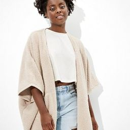 AE Fuzzy Sherpa Wrap   American Eagle Outfitters (US & CA)