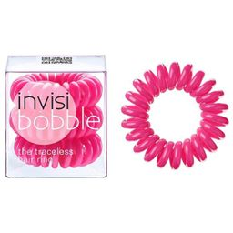 9-Pack Invisibobble Original Traceless Hair Ties, Extra Strong - Pink | Walmart (US)