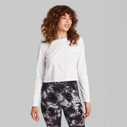 Women's Long Sleeve T-Shirt - Wild Fable™   Target