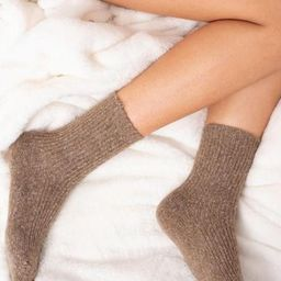 Essential Thick Knit Socks | Cloth + Cabin