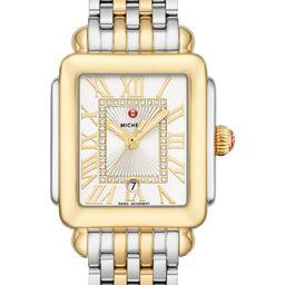 Deco Madison Diamond Dial Watch Head & Bracelet, 29mm x 31mm   Nordstrom