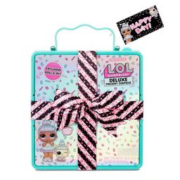 L.O.L. Surprise! Deluxe Present Surprise with Limited Edition Sprinkles Doll and Pet | Target