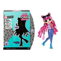 L.O.L. Surprise! O.M.G. Series 3 Roller Chick Fashion Doll with 20 Surprises | Target