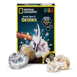 National Geographic Break Your Own Geode Kit | Target