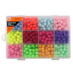 Multicolor Round Beads Set by Bead Landing™ | Michaels Stores
