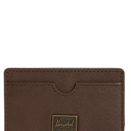 Herschel Supply Co Charlie RFID Leather Card Case   Nordstrom