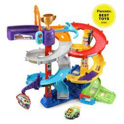 VTech Go! Go! Smart Wheels Ultimate Corkscrew Tower 3+ Feet of Play | Walmart (US)