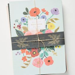 Rifle Paper Co. Journals, Set of 3 | Anthropologie (US)