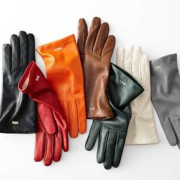 Women's Classic Leather Gloves | Mark and Graham