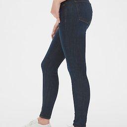 Womens / JeansMid Rise True Skinny Jeans in Sculpt   Gap (CA)