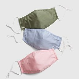 Womens / Shoes & AccessoriesAdult Contour Mask with Filter Pocket (3-Pack)   Gap (CA)