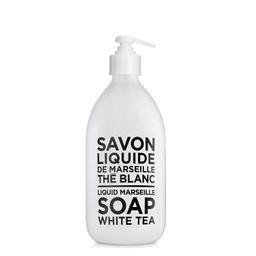 Compagnie de Provence Savon de Marseille Extra Pure Liquid Soap - White Tea - 16.9 Fl Oz Glass Pu... | Amazon (US)