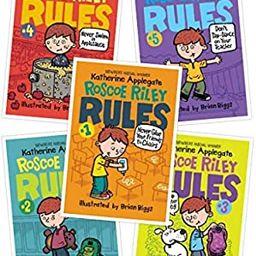 5 Book Set : Roscoe Riley Rules (Roscoe Riley Rules Set, 1, 2, 3, 4, 5) | Amazon (US)