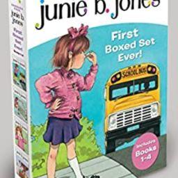Junie B. Jones's First Boxed Set Ever! (Books 1-4) | Amazon (US)