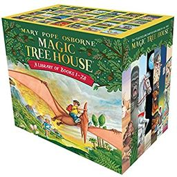 Magic Tree House Boxed Set, Books 1-28 | Amazon (US)