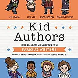Kid Authors: True Tales of Childhood from Famous Writers (Kid Legends) | Amazon (US)