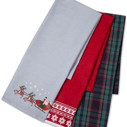 Holiday Kitchen Towels, Set of 3, Created for Macy's   Macys (US)