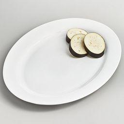 Whiteware Oval Platter, Created for Macy's   Macys (US)