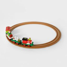 All Aboard by Battat Christmas Animated Train Set | Target