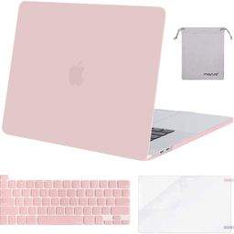 MOSISO MacBook Pro 16 inch Case 2020 2019 Release A2141, Plastic Hard Shell Case & Keyboard Cover...   Amazon (US)