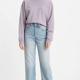 Ribcage Straight Ankle Women's Jeans   LEVI'S (US)