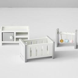 Dollhouse Nursery Accessory Set | Pottery Barn Kids
