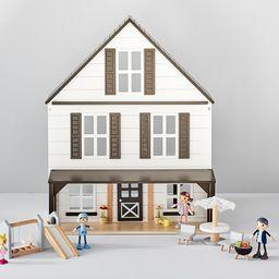 2 Room Outdoor Dollhouse Accessory Set | Pottery Barn Kids