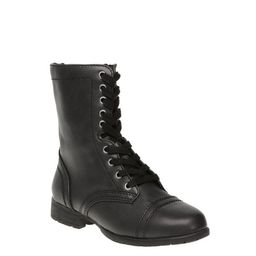 Time and Tru Lace Up Boot (Women's) (Wide Width Available) | Walmart (US)