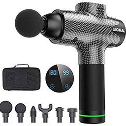 Massage Gun for Athletes, Portable Body Muscle Massager Professional Deep Tissue Massage Gun for ...   Amazon (US)