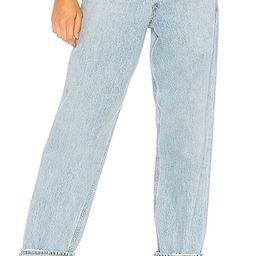 Criss Cross Upsized Jean in Suburbia | Revolve Clothing (Global)