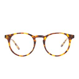 SAWYER - AMBER TORTOISE + BLUE LIGHT TECHNOLOGY CLEAR | DIFF Eyewear