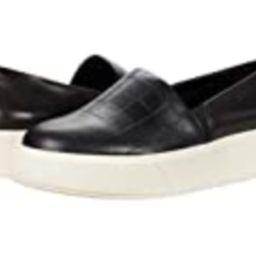Vince Camuto womens Abbinna Slip on Sneaker, Black, 8.5 US | Amazon (US)