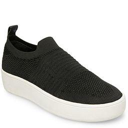 Steve Madden Beale Platform Slip-On Sneaker - Women's - Black | DSW