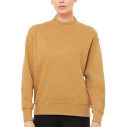 Freestyle Sweatshirt in Caramel, Size: XS   Alo Yoga®   Alo Yoga