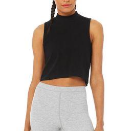 Kick It Tank Top in Black, Size: Small   Alo Yoga®   Alo Yoga