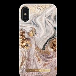 Fashion Case Hannalicious iPhone X/XS Golden Glamo | iDeal of Sweden (CA)