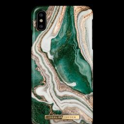 Fashion Case iphone X / Xs Golden Jade Marble | iDeal of Sweden (CA)